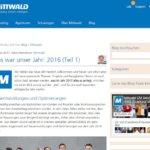 Blog-Kommentare-Runde mit Internetblogger.de vom 28.01.2017