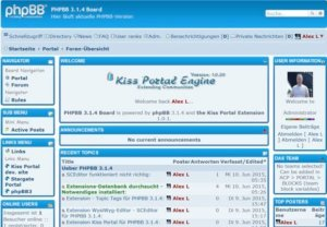 phpbb-314-forum-kissportal-frontend