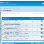 PHPBB 3.1.8 erschienen, Bugfixes und Verbesserungen