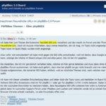 Aktuelle Updates von phpBBex 2.0.1 und phpBB 3.1.6 – updaten empfohlen