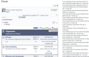 simplepress-forum-frontend
