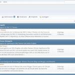 SMF 2.1 Beta 3 Forum Installation mit Plesk auf CentOS 7 im Unterverzeichnis