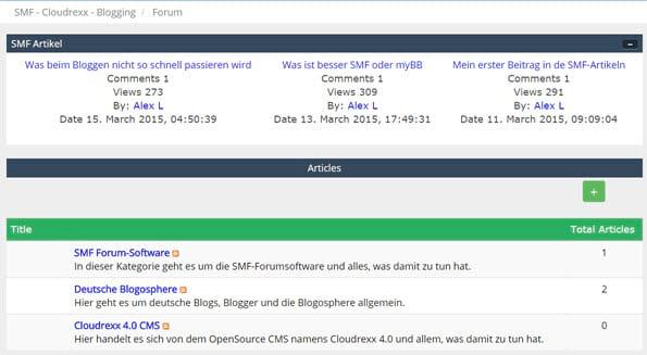 Neue Updates: SMF 2.0.11 und E107 2.0.0 - Updaten empfohlen auch wegen Sicherheit bei SMF