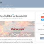 Blog-Kommentare-Runde mit Internetblogger.de vom 07.01.2017