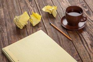 Bloggen auf Papier
