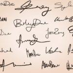 Setzt ihr eine Unterschrift unter euren Blogbeiträgen + Umfrage