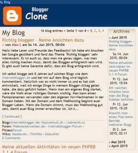 user-blog-mod-phpbb-forum