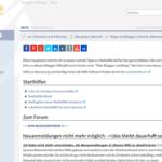 MediaWiki 1.25.5: Schritt für Schritt Installation und meine Erfahrungen
