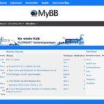 myBB 1.8.9 online – Sicherheitsupdate und Fehlerbehebungen
