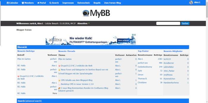 MyBB 1.8.10 erschienen - Wartungsupdate