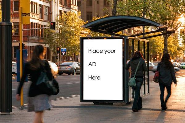 Tolle Beispiele für Out-of-home-Werbung im neuen, kreativen Digitaldruckkatalog von Colour Connection
