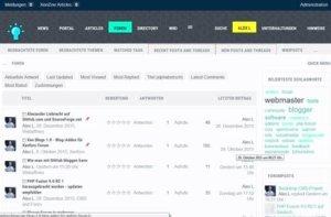 xenforo-forum-startseite-mit-forumblog