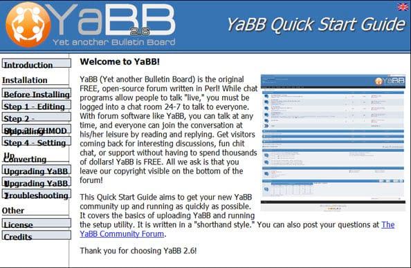 Perl Forum Yabb Installation auf Rootserver unter Centos 7 und VirtualHost