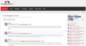 yaf-forum-dashboard