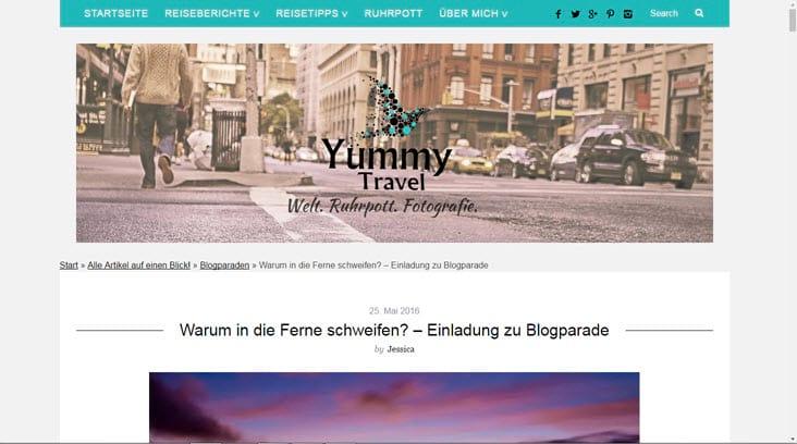 2 Blogparaden zum Mitmachen