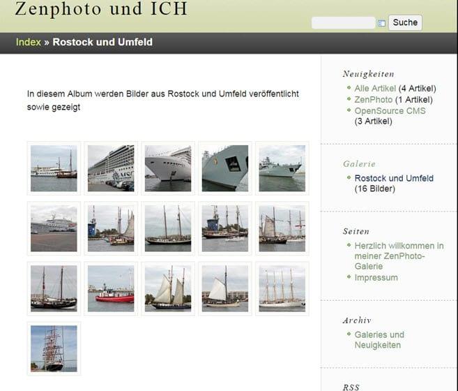 ZenPhoto 1.4.11 - Wartungs-und-Sicherheitsupdate