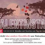 Interessante Infografik zum Valentinstag