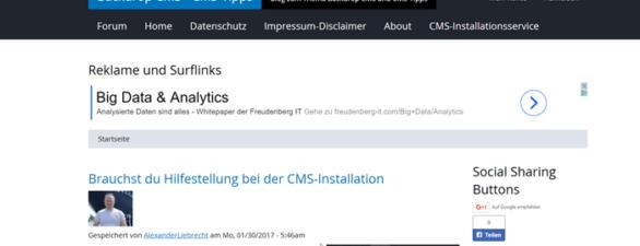 Backdrop 1.6.3 CMS Update erschienen mit Bugfixes