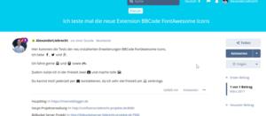 flarum-forum-erweiterung-bbcode-fontawesome-icons-installation