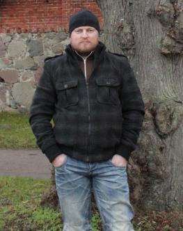 Ich in Ribnitz-Damgarten