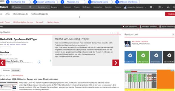 Neuerungen und Änderungen im Internetblogger-Portfolio