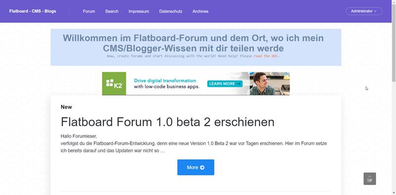 flatboard-forum-opensource-forum-frontend-internetblogger-de