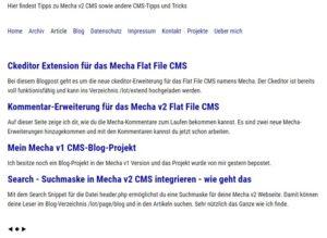 mecha-v2-cms-artikel-startseite-im-blog-frontend