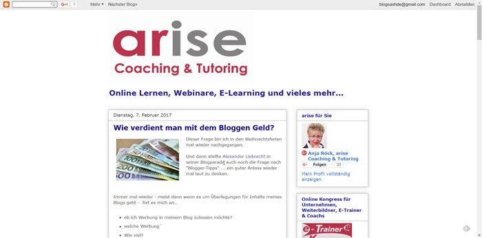 arisa-coaching-blogspot-de-wie-verdienst-du-geld-durchs-bloggen-blogparade