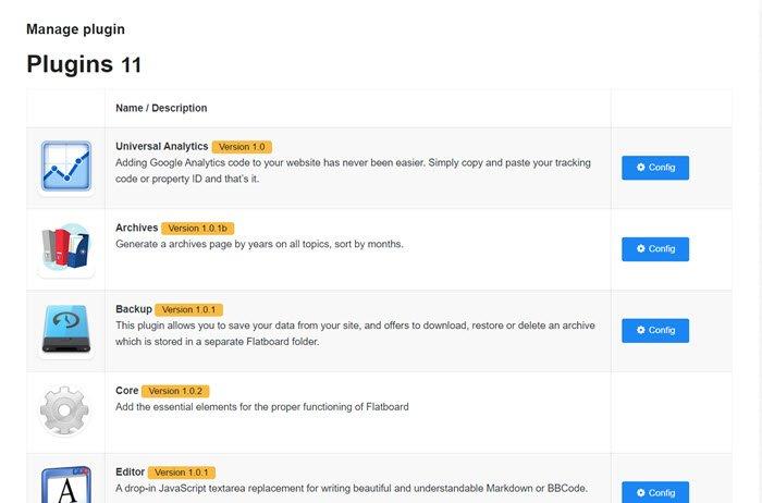 flatboard-forum-pluginverzeichnis-verwaltung