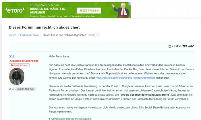 google-adsense-anzeige-flatboard-forum-topic-frontend-wpzweinull-ch