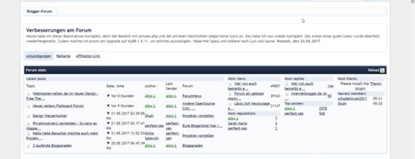 MyBB 1.8.12 draussen mit mehr Sicherheit und Fehlerbehebungen