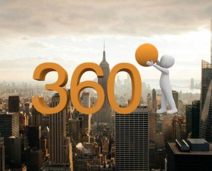 Die 3 besten 360° Kameras für Fotos, Videos und Livestreaming