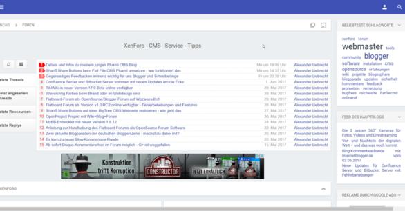 Xenforo Forum 1.5.14 und Media Gallery 1.1.13 Updates erschienen – Bugfixes + Wartung