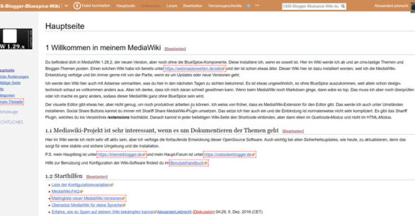 MediaWiki 1.29 RC1 erschienen