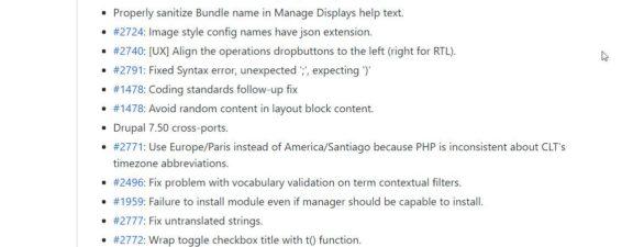 Backdrop 1.7.2 CMS Update draussen – Fehlerbehebungen und Sicherheit