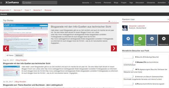 Erfahrungen und Tipps zu Confluence Server – installiert unter Linux, CentOS 7.3 mit Plesk