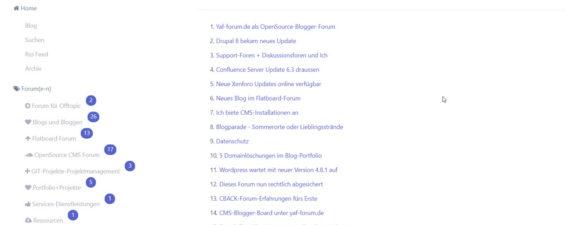 Flatboard 1.0.2 Forum draussen – Fehlerbehebungen und neue Funktionen
