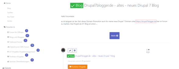 Flatboard-Forum ab nun auch in deutscher Sprache