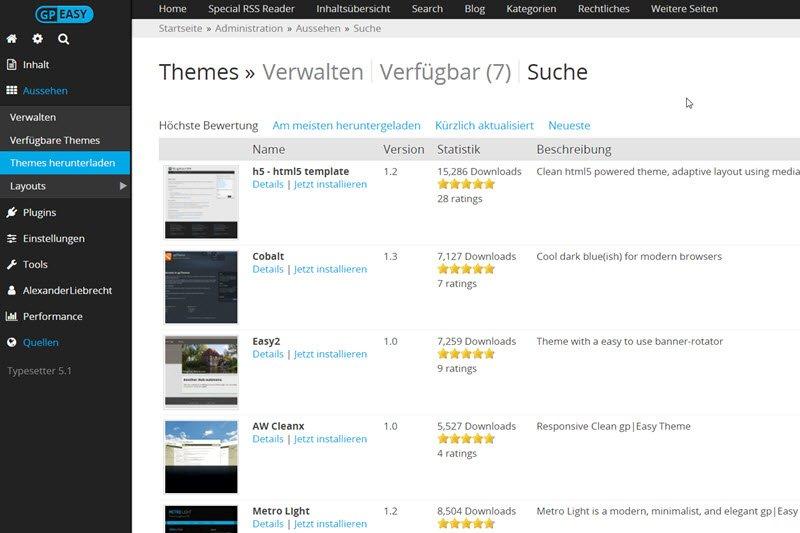typesetter-cms-themes-herunterladen