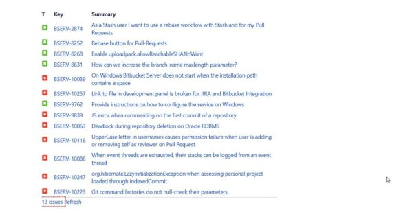 Bitbucket Server v5.5 erschienen mit Fehlerbehebungen