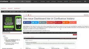 confluence-instanz-blogpost-im-frontend