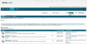 forum-wpde-org-wordpress-blogger-forum