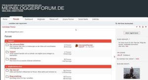 meinbloggerforum-com