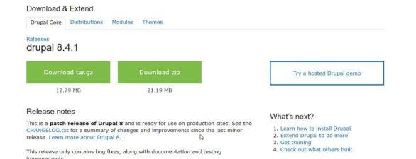 Drupal 8 CMS auf Version 8.4.1 aktualisieren – wie geht das + Youtube-Video