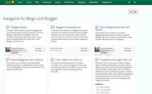 CBACK-Board Bloggers-community.de