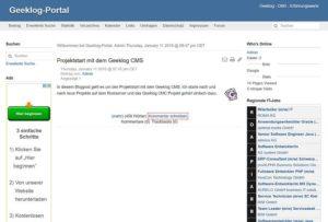 geeklog-cms-portal-liebrechts-portfolio-de