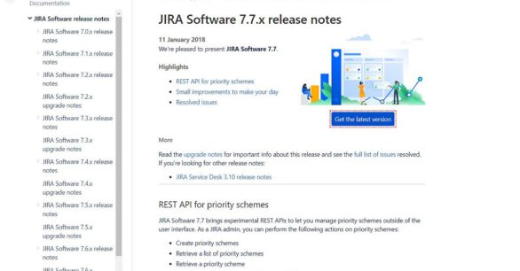 JIRA 7.7.0 und Bitbucket 5.7.0 Bugfixes Updates erschienen