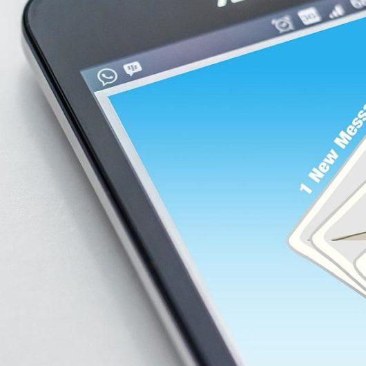Neue und globale eMail-Adresse für meine Wenigkeit