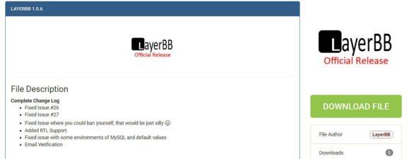 LayerBB 1.0.6 Fehlerbehebungsupdate erschienen