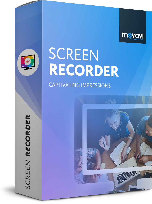 Diese Möglichkeiten bietet der Screen Recorder von Movavi